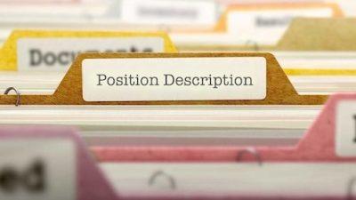 Position Description