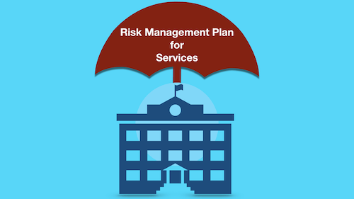 Risk Management Plans for Services